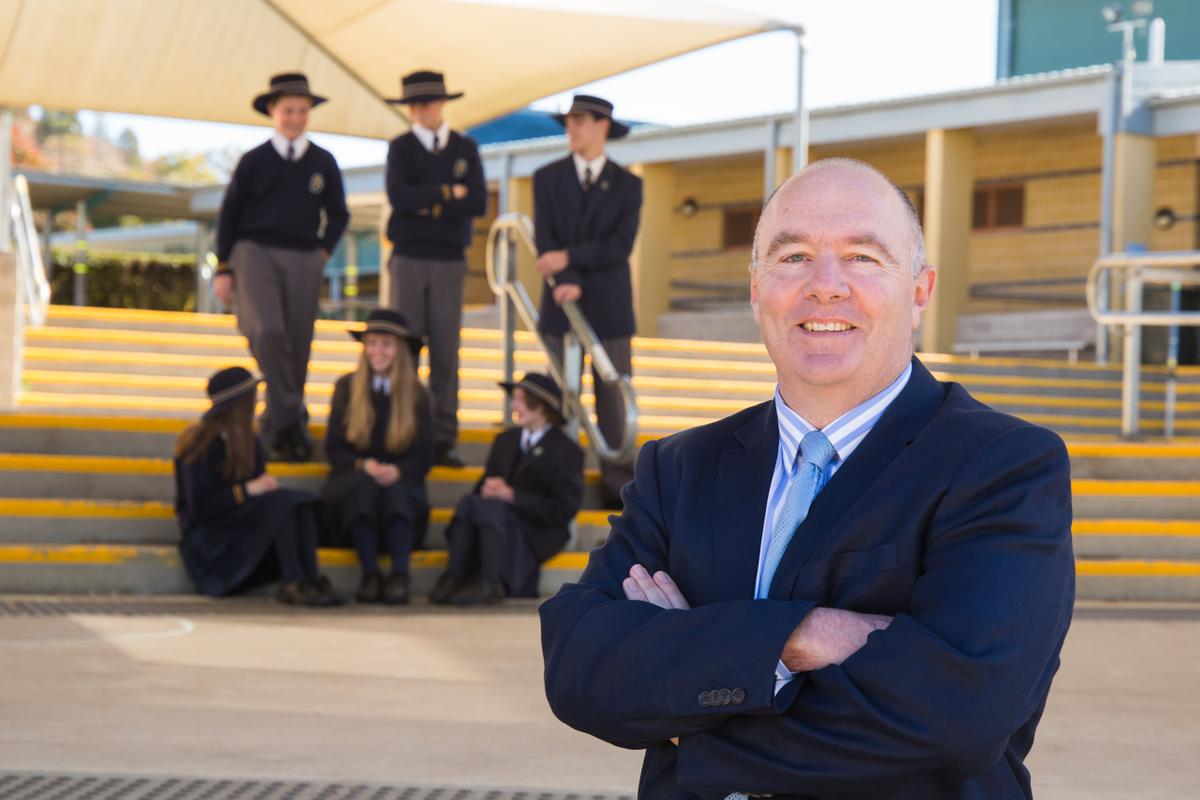 Mr Mick Larkin, Assistant Principal – Pastoral Care